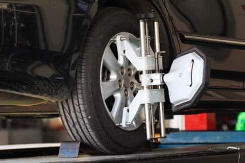Wheel Alignment in Wooster, OH